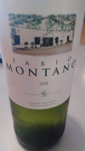 Vino blanco Fabio Montano