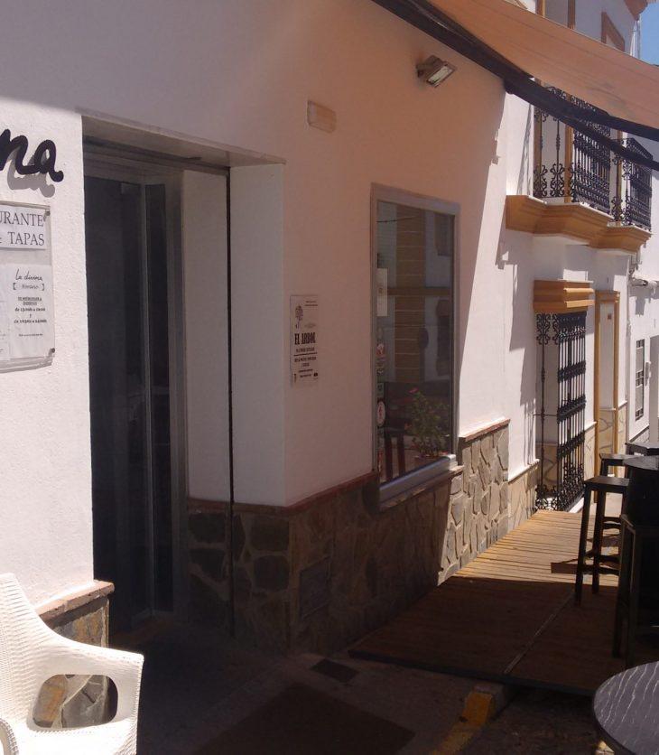 Restaurante & Tapas La Divina de El Bosque