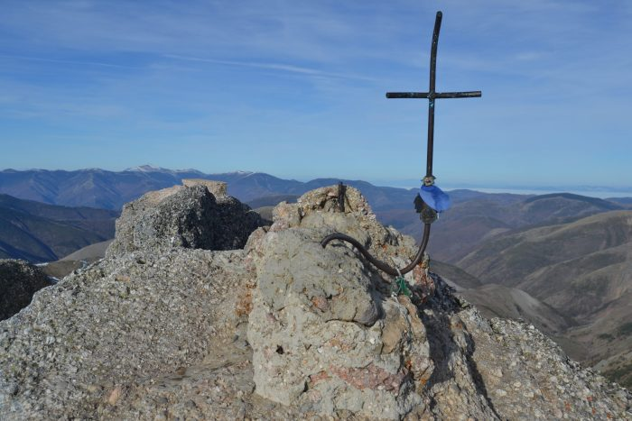 Cumbre del Pico Urbión