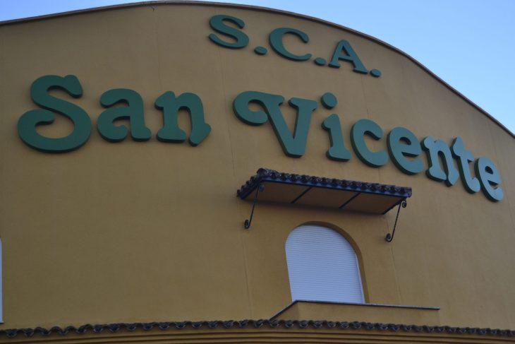Almazara de la Sociedad Cooperativa San Vicente de Mogón