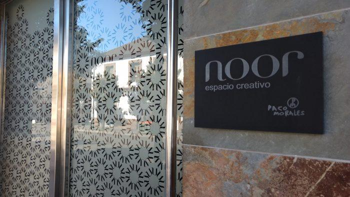 Entrada del Noor Restaurant