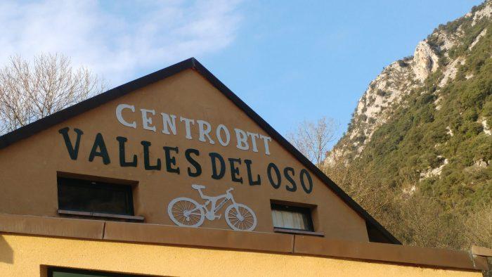 Centro BTT Valles del Oso, Tuñon