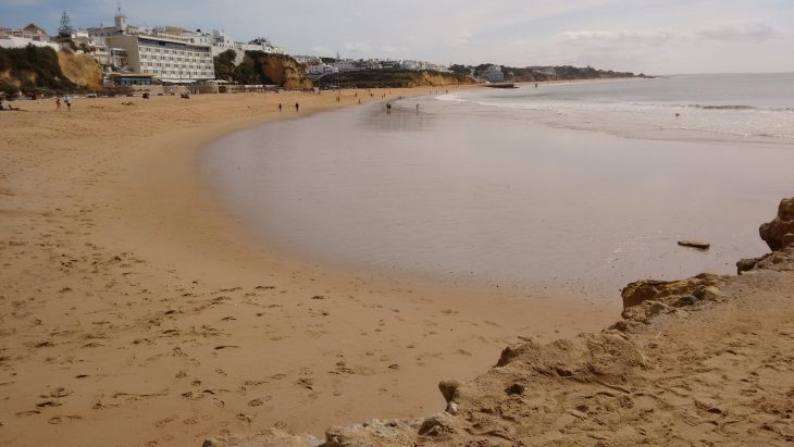 Playas de Albufeira