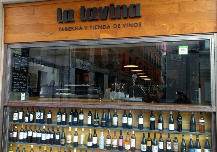 Taberna La Tavina