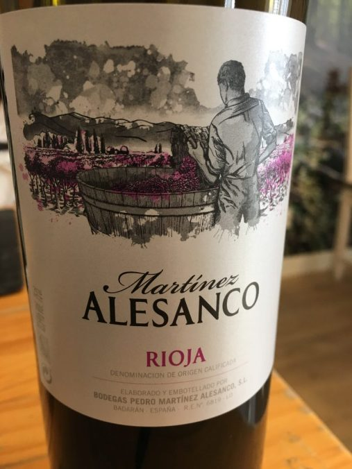 Vino Martínez Alesanco