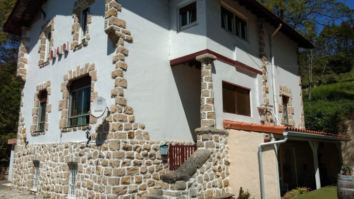 Restaurante Las Palmerasde Plentzia