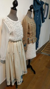 Vestidos de Cristina Fernández Lucas