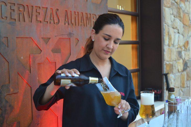 Cerveza Alhambra Especial