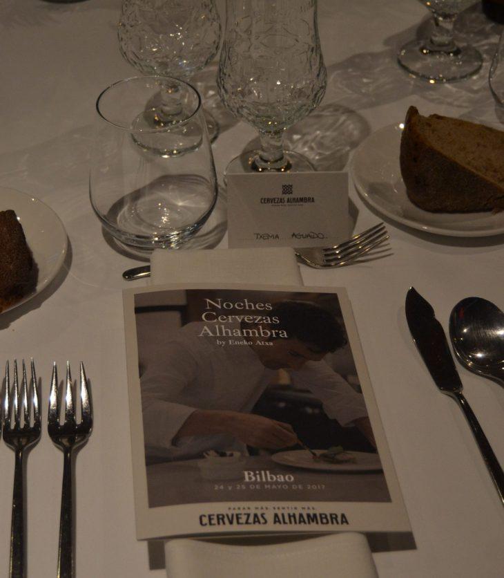 Noches Alhambra con Eneko Atxa