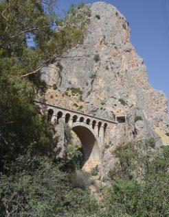 Viaducto de los Albercones