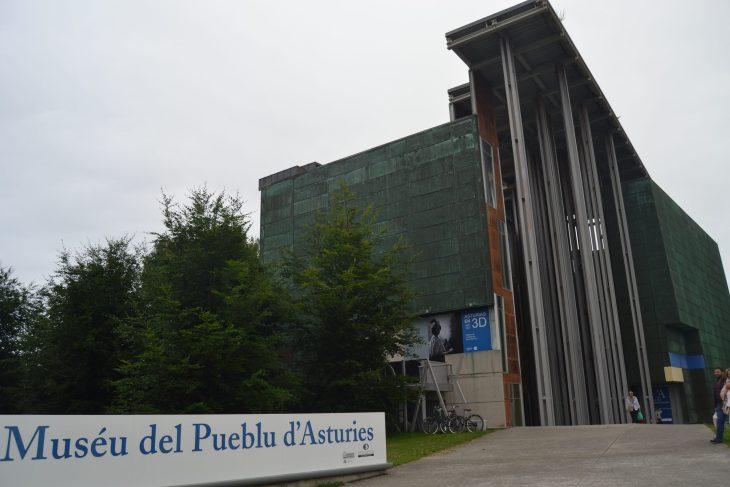 Muséu del Pueblu d´Asturies de Gijón