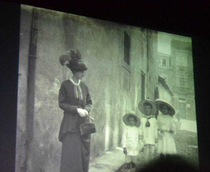 Audiovisual de fotografías estereoscópicas de Asturias
