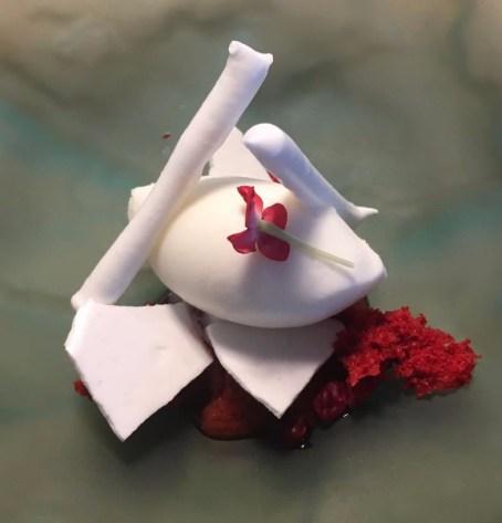 Fresas y yogur