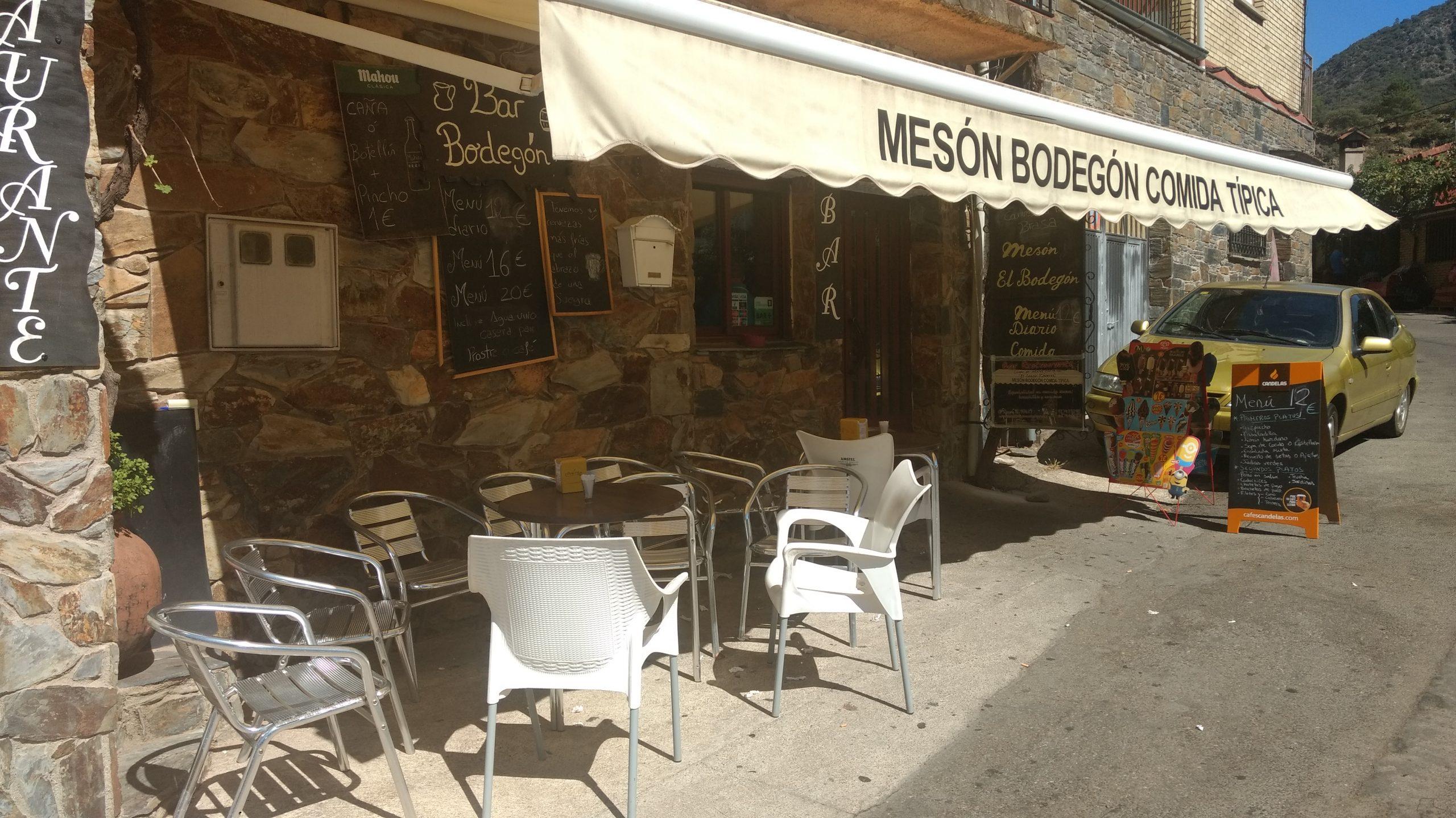 Mesón Bodegón de El Gasco