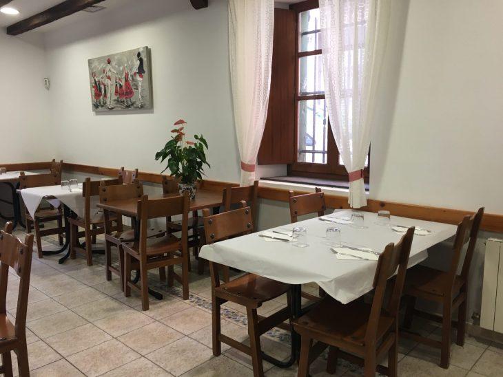Restaurante Batzoki de Gorliz