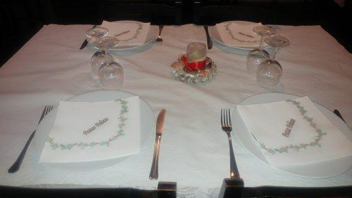 Comedor del Restaurante Estaleiro