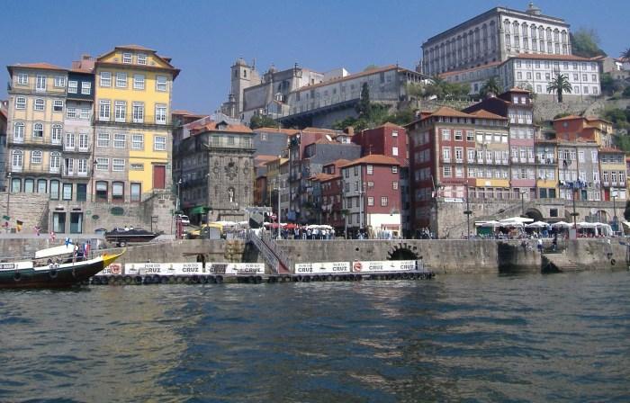 Barrio La Ribiera desde Gaia