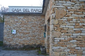 Casa del Parque de Monte Santiago