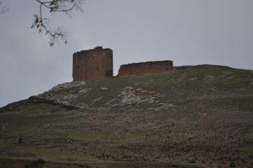 Castillo de las 5 esquinas o de Salvatierra