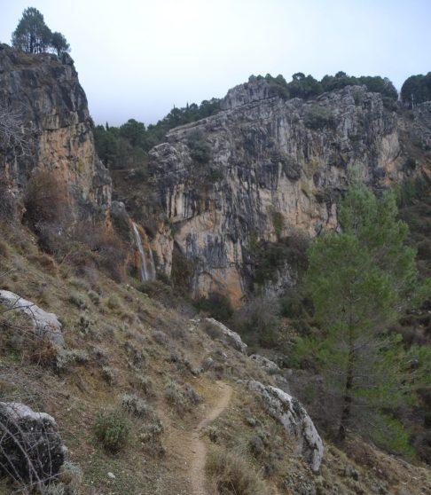 Cascada de la Malena o de Magdalena, Cazorla