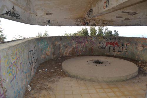 Bunker de dirección de tiro