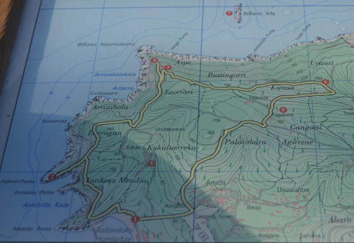 Ruta del Faro de Gorliz