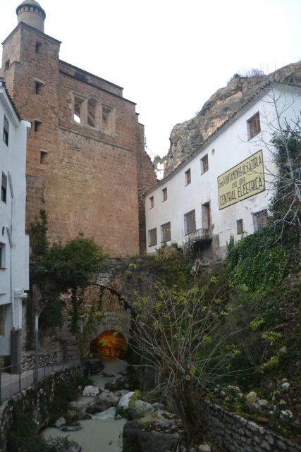 Ruinas de Santa Maria, Casa de la Luz y Bóveda