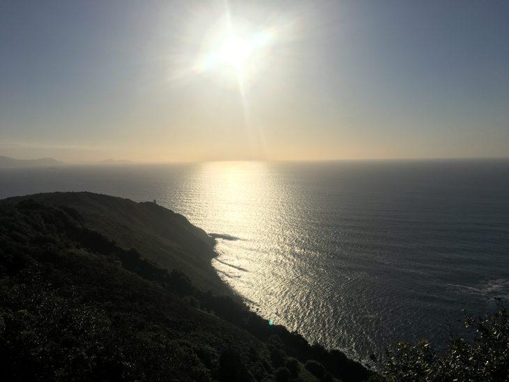 Cabo Billano y el Faro de Gorliz