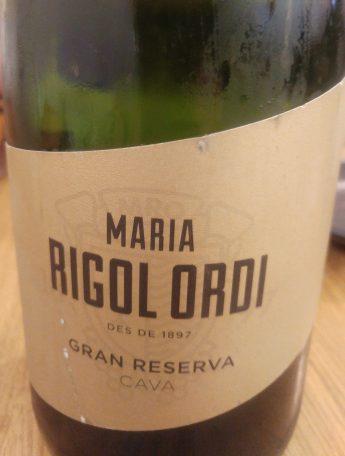 Cava Maria Rigol Ordi