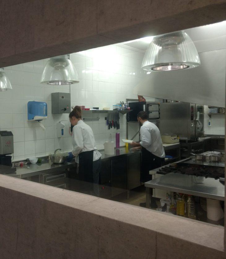 Cocina del Ergo Restaurante
