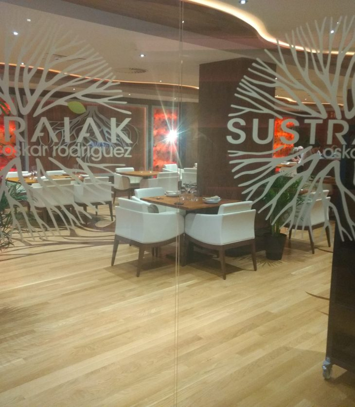 Restaurante Sustraiak