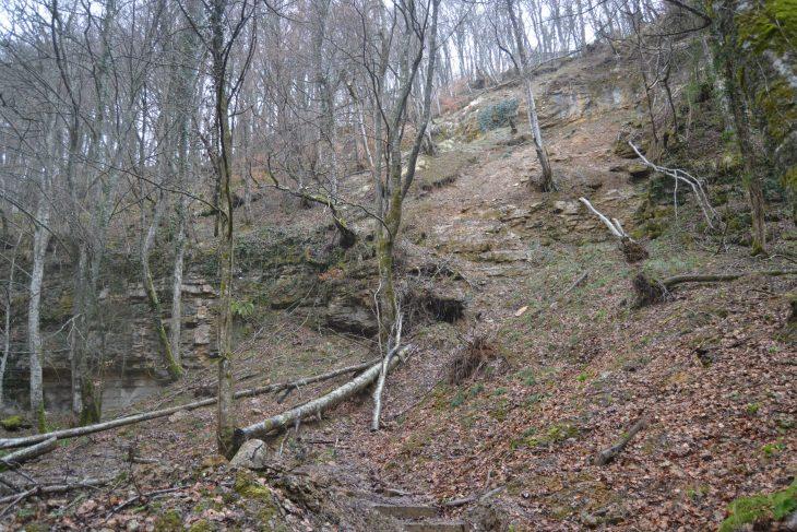 Ruta de la Cascada de las Pisas