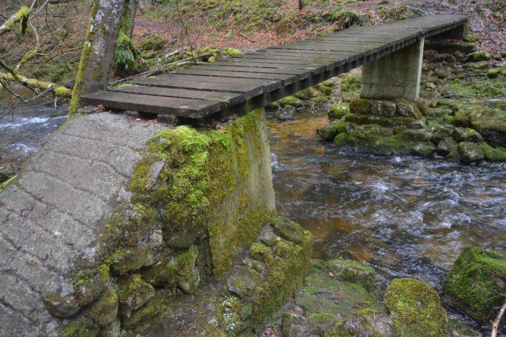 Puente sobre el Arroyo La Gándara