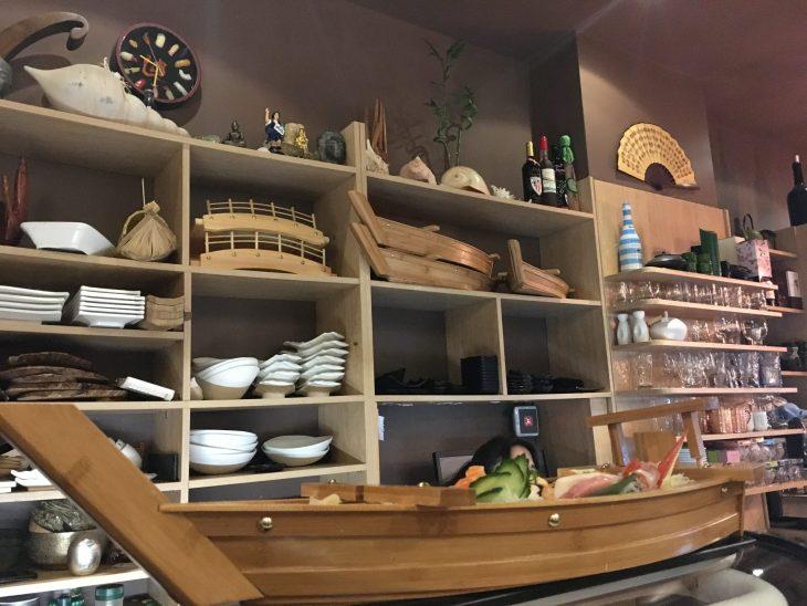 Restaurante Nikkou el japones de Algorta