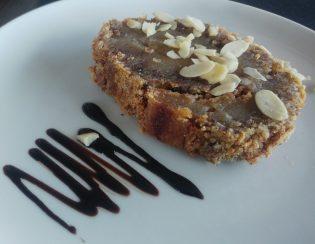 Torta de Amendoa o Tarta de almendras