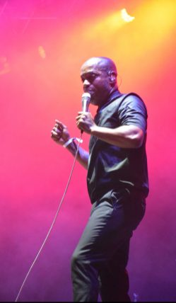 Vintage Trouble en el Mundaka Festival 2018