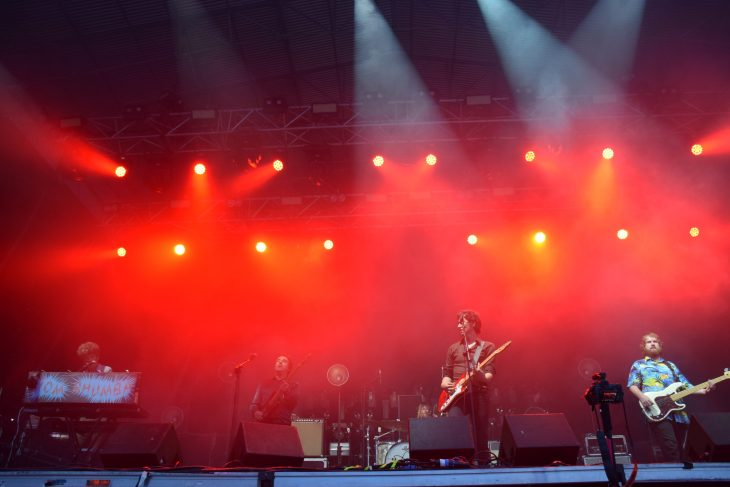Atom Rhumba en el Mundaka Festival 2018