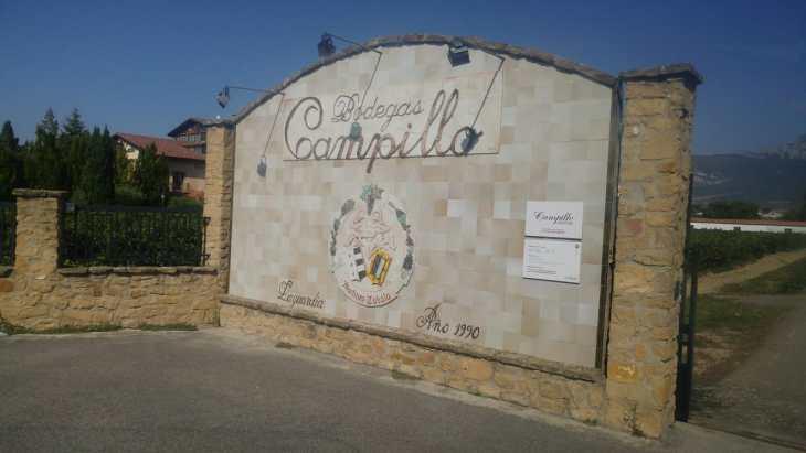 Visita a Bodegas Campillo