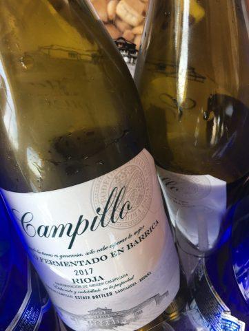 Vino Campillo blanco