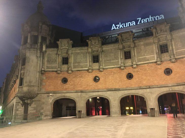 Azkuna Zentroa de Bilbao