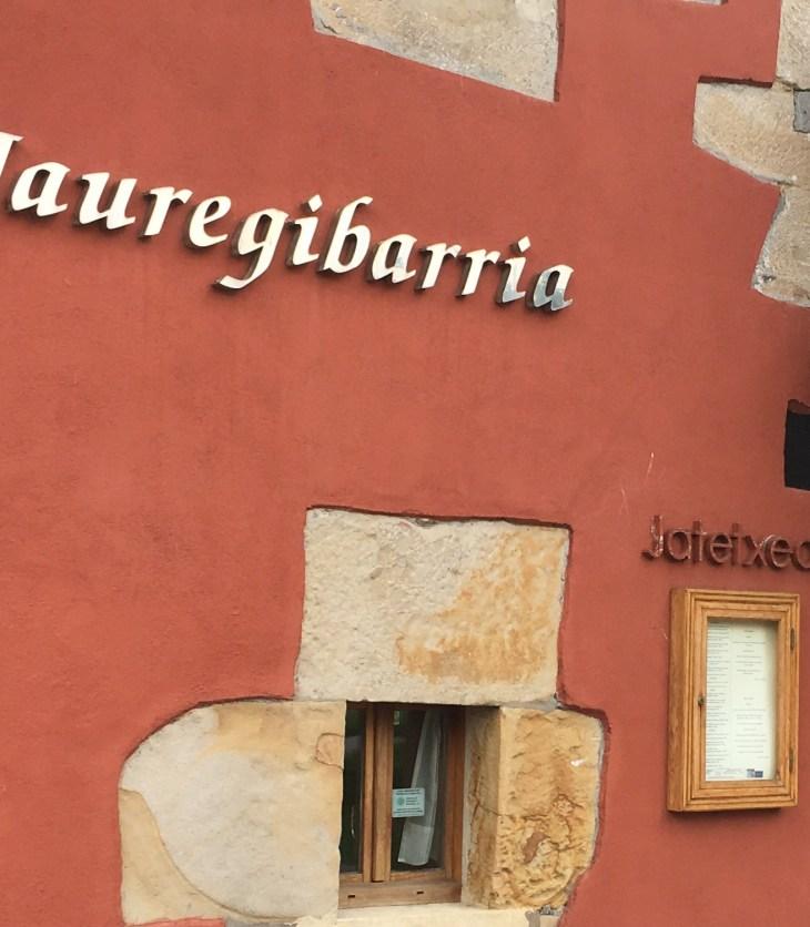 Restaurante Jauregibarria de Amorebieta