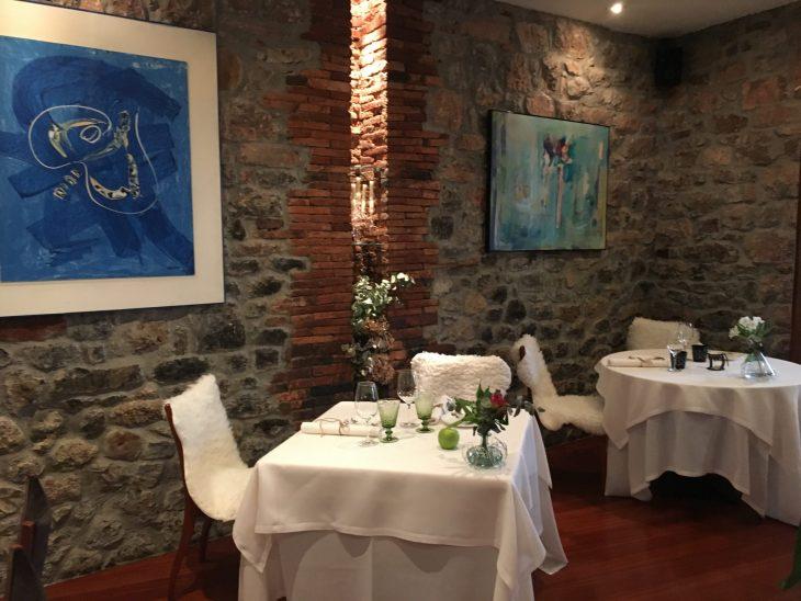 Restaurante El Corral del Indianu de Arriondas