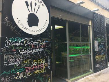 Restaurante Gamberro de Zaragoza