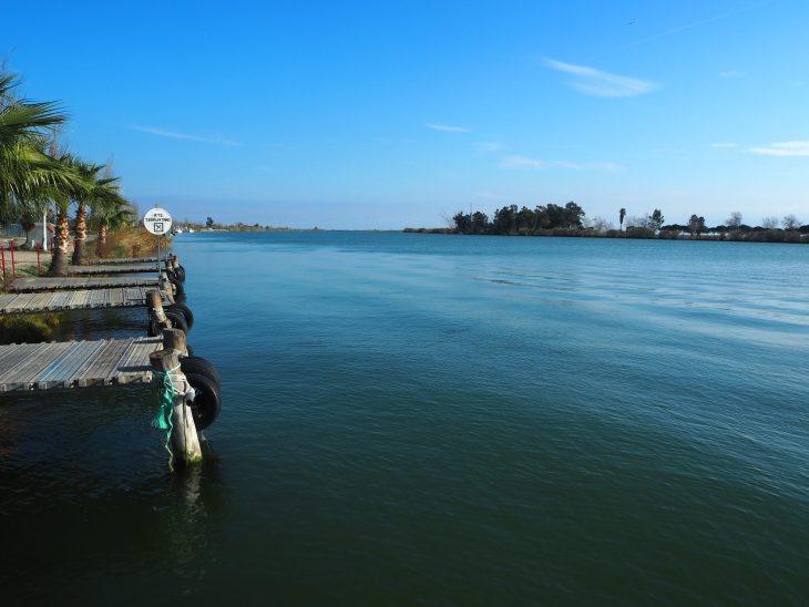 Embarcaderos en el Río Ebro