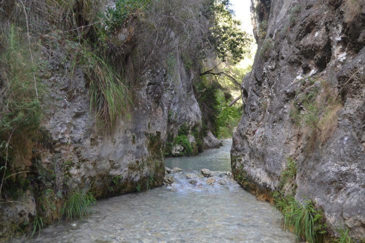 Cahorros del Río Chillar