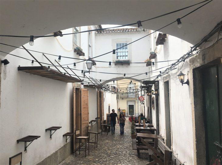 Calles de Faro