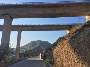 Ruta por el Río Chillar en Nerja