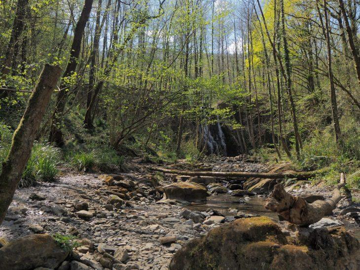 Cascada del Bolintxu