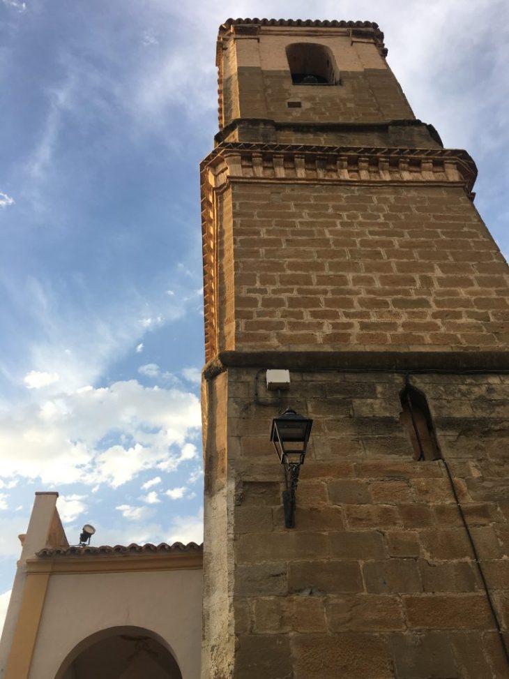 Iglesia de Salas Bajas
