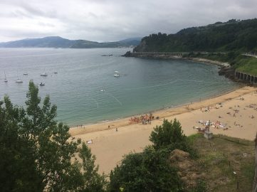 Playa de Getaria